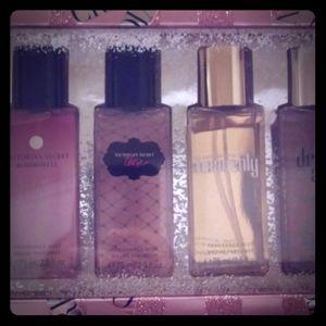 Victoria secret perfumes